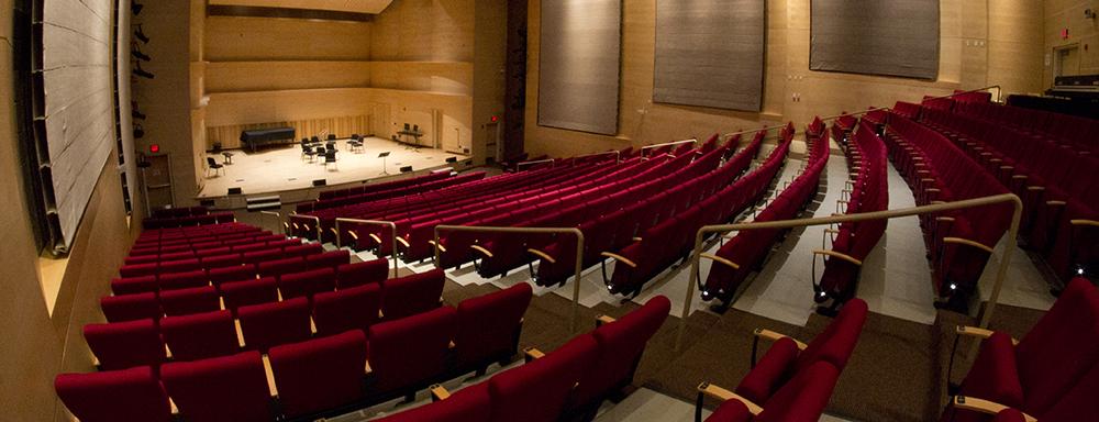 Concert Hall Fisheye 07